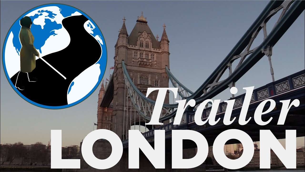 A thumbnail for PTC London Trailer. An image of the London Bridge during the day. Superimposed on the image is the PTC Logo.